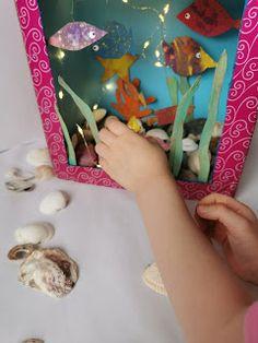 Nowele Domowe : Akwarium DIY dla dzieci. Pinterest Diy, House, Bricolage, Home, Do It Yourself, Homemade, Homes, Diys, Houses