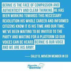 Bernie Sanders for President 2016 - Community - Google+