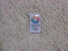 東京オリンピック招致ピンバッチ