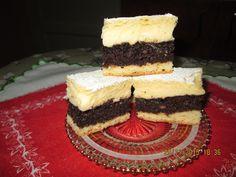 Prajituri de casa Romanian Food, Food Cakes, Cake Recipes, Cheesecake, Mac, Sweets, Desserts, Poppy, Cakes