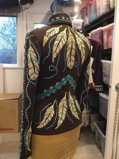 Show Jackets, Riding Clothes, Western Shirts, Horse Stuff, Costumes, Blouse, Women, Fashion, Outfits