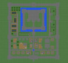 Image result for minecraft fortified city blueprints