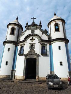 Igreja de São José, Congonhas do Campo, MG, Brasil 🇧🇷