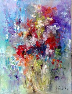 Flower art Konrad Biro