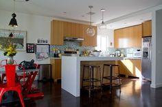 Alison's Beautiful Modern Kitchen — Kitchen Tour