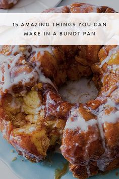15 Amazing Things You Can Make in a Bundt Pan via @PureWow