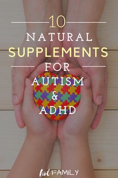 If you are looking for natural solutions for your child, click through to learn about how these 10 natural supplements could help. Adhd And Autism, Autism Parenting, Children With Autism, Natural Parenting, Gentle Parenting, Parenting Advice, Social Anxiety Disorder, Developmental Delays