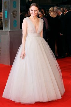 The best looks from the BAFTAs red carpet