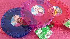 12 Disney Frozen tambourine birthday party goody bag loot favors toys treat Elsa