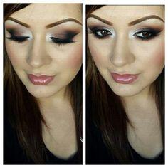 love her eye makeup