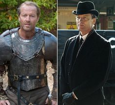 Pin for Later: Seeing the Game of Thrones Cast in Other Roles Will Seriously Weird You Out Iain Glen