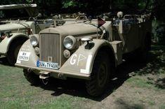 Horch 901 Type Efm Mittl. Einheits Pkw Kfz.15 – Walk Around
