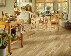 Get beautiful Laminate floors by Bruce at James Carpets of Huntsville, AL