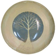 wheel+thrown+pottery+ideas | wheel thrown pottery ideas | Glazed Tree Bowl by ... | Creative ideas