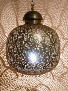 Moroccan lighting, pendant lights. Moroccan Decorations