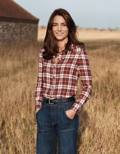 "The Duchess of Cambridge making her debut in British Vogue. The Duchess of Cambridge, photographed by Josh Olins in the Norfolk countryside, the Duchess appears in a 10-page shoot within the June 2016 issue, the first magazine shoot that she has ever consented to.  In the feature with the Duchess, Vogue made an effort to ensure that she was shown in a ""normal"" light. ""It was very clear from the outset that these pictures were to be of the woman herself rather than of a figurehead, and that…"