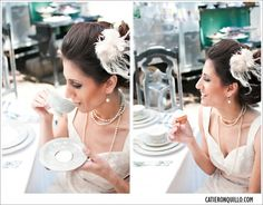 Tea Party Styled Shoot by Catie Ronquillo Photography Tea Party Outfits, Party Outfits For Women, Birthday Party Outfits, Birthday Ideas, Birthday Surprises For Her, Vintage Tea Parties, Garden Wedding Dresses, Dallas Wedding Photographers, Party Fashion