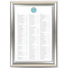 """Mod Circle Seating Chart /Table Assignment for your Wedding or Special Event - Large 24"""" x 36"""""""