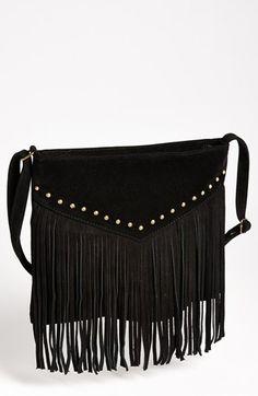 BP. Studded Fringe Crossbody Bag | Nordstrom