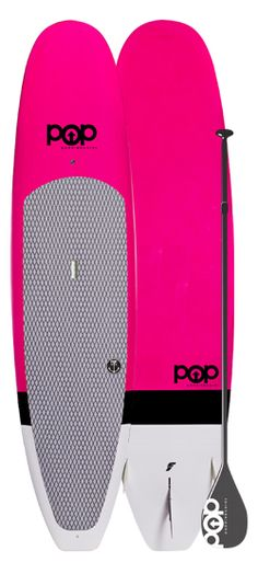 POP Paddleboards designs lightweight, high-quality paddle boards and SUP board gear for riders of all types in all bodies of water.