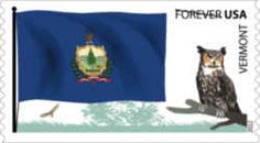 state flag vermont
