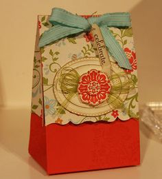 Stampin' Up Ideas