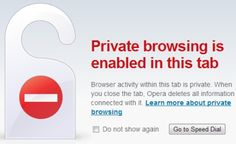 How To Optimize Opera For Maximum Privacy