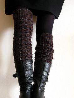 leg warmers by mitzi