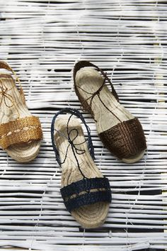 Plein Soleil chez Merci - Ball Pages sandals