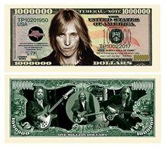 GOOFY Novelty Dollar Bill Semi Rigid Protector