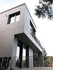 2013 - Villa P - www. Multi Story Building, Villa, Stairs, Home Decor, Stairways, Stairway, Interior Design, Home Interiors, Staircases