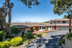 $1900000 - 25728 Tierra Grande Drive, Outside Area (Inside Ca) 93923 - 3 beds / 2 baths #monterey #montereyhomes #montereyrealestate #montereyrealtor #93923 #Outside Area (Inside Ca) #montereyProperties You will love the panoramic views of the valley, hills and distant ocean from almost every room in this expansive bright home. The extra large living room that opens to the views and deck is great for entertaining. The main floor master suite is on the same large scale with doors opening to the d Carmel California, Monterey California, California Real Estate, California Homes, Monterey Park, Monterey County, Carmel By The Sea, Carmel Valley, Bright Homes
