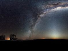 """cozydark:  Panorama of the Southern Sky 