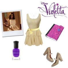 Habla Si Puedes Outfit #2