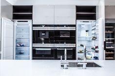 Client: Tiles & Baths - Country: United Kingdom - City: London - Year of creation: 2015 #CesarKitchen #design #interiors #kitchen