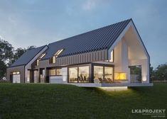 Projekty domów LK Projekt LK&1302 zdjęcie 6