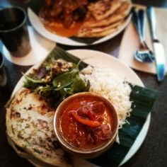 """Vij's Rangoli - the little brother to what Mark Bittman calls """"the best Indian restaurant in North America"""""""