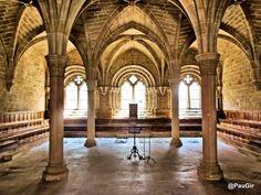 Monasterio de Poblet. Tarragona. Catalonia by Pau Gir Photo / 500px