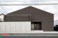 Gable House2 ::: FORM / Kouichi Kimura Architects