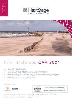 FCPI NexStage Cap 2021 commercialisé par NextStage AM