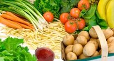 Fiber-Rich Vegetarian Diet Reduces Risk of Diverticular Disease Fresh Fruits And Vegetables, Veggies, Fiber Diet, Weight Control, Green Beans, Health And Wellness, Healthy Recipes, Healthy Food, Vegetarian