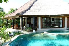 Check out this awesome listing on Airbnb: Luxury beachfront villa with staff! - Villas for Rent in Buleleng