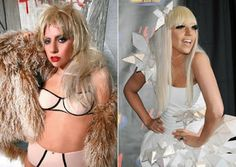 """Reportedly """"Lady Gaga definitely has a nose job It looks a little pinched, but not bad .."""" According to plastic surgeon Lady Gaga has insisted previously said that he would never perform nose surgery."""