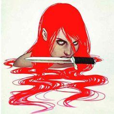 Red Sonja - Jenny Frison