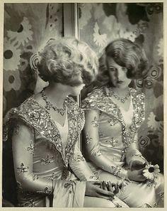 Miss Nancy Beaton Holding a Daisy, Age 17  Cecil Beaton (English, 1904–1980)  Date: ca. 1926