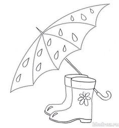 Baby Coloring Pages, Coloring Sheets, Fall Arts And Crafts, Crafts For Kids, Free Motion Embroidery, Embroidery Patterns, Quilting Templates, Family Print, Yarn Thread
