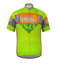 fda06e150 Aero Tech BIG Mens Sprint Cycling Jersey - Team Clydesdale Clydesdale