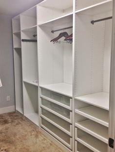 Closet Update