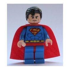 Lego Superheroes Superman Minifigure