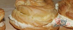 Nejlepší větrníky s vanilkovým a karamelovým krémem